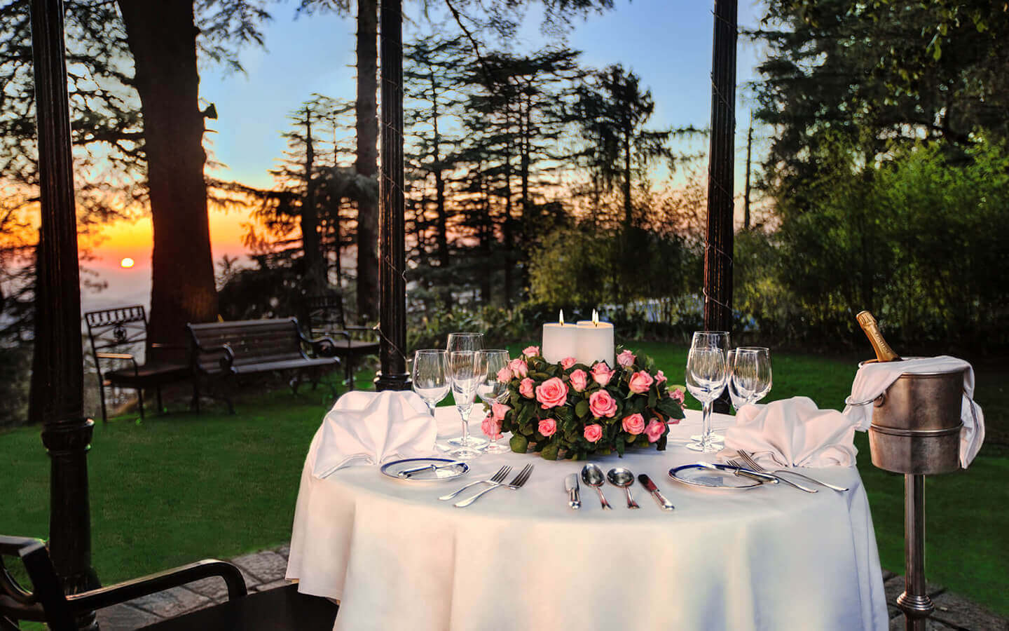 Cost of Destination Wedding in Shimla: *Extravagance*