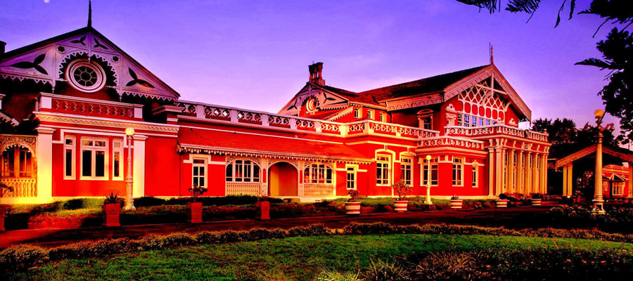 Destination Wedding in Summer: A Heritage Property in Ooty, Tamil Nadu.