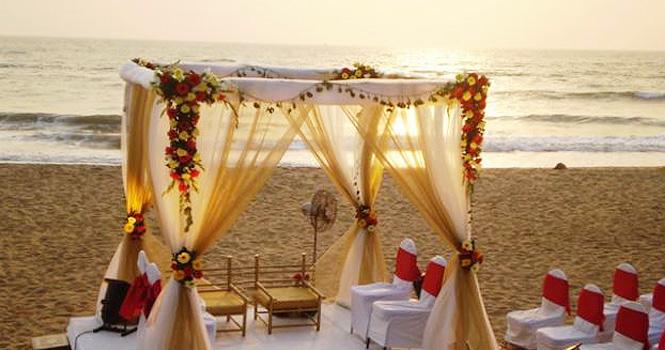Destination Wedding in Puri
