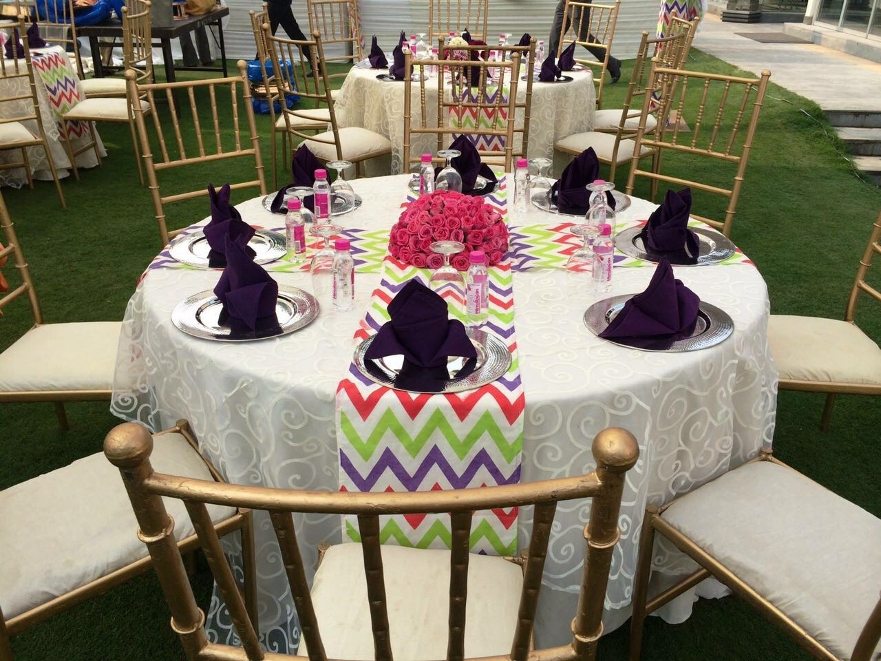 Wedding -Kitsch Theme Decor