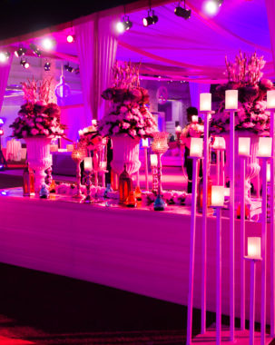 wedding decor in delhi