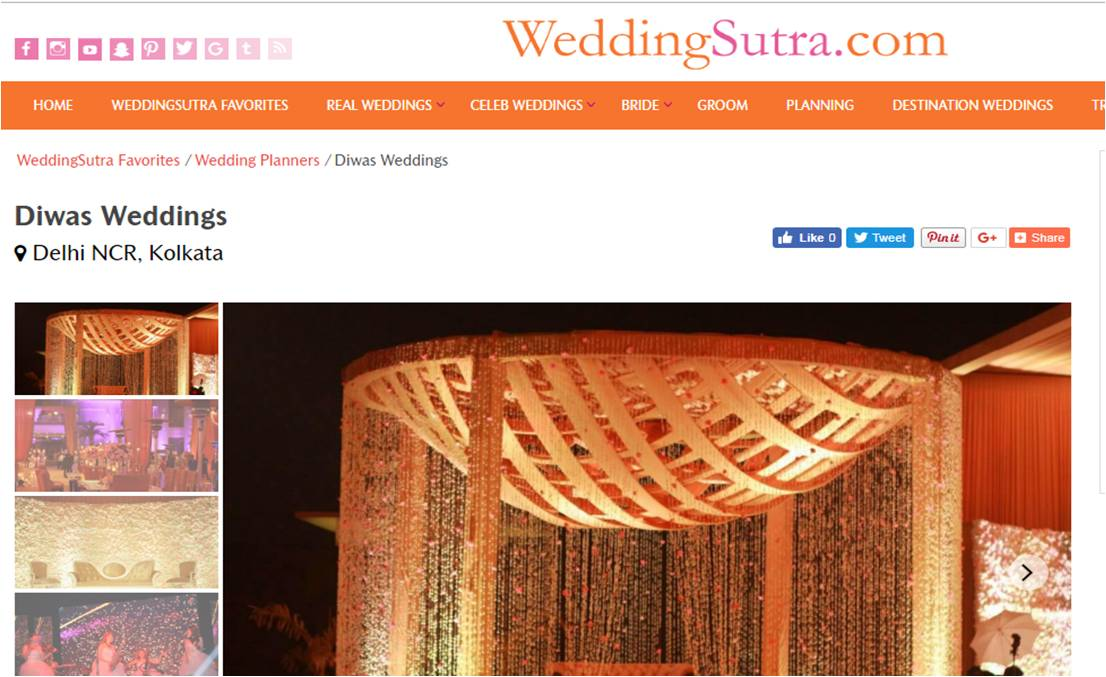 WS with Diwas Weddings