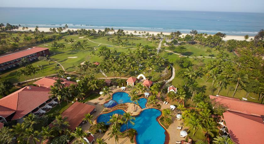 Beach weddings in Goa - Caravela Resort