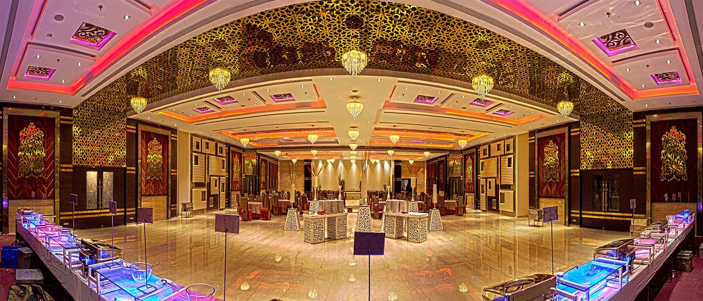 Destination wedding in Jodhpur : Kasturi Orchid