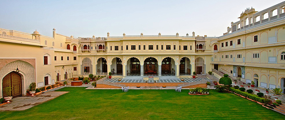 Palace wedding in Jaipur: Raj Palace