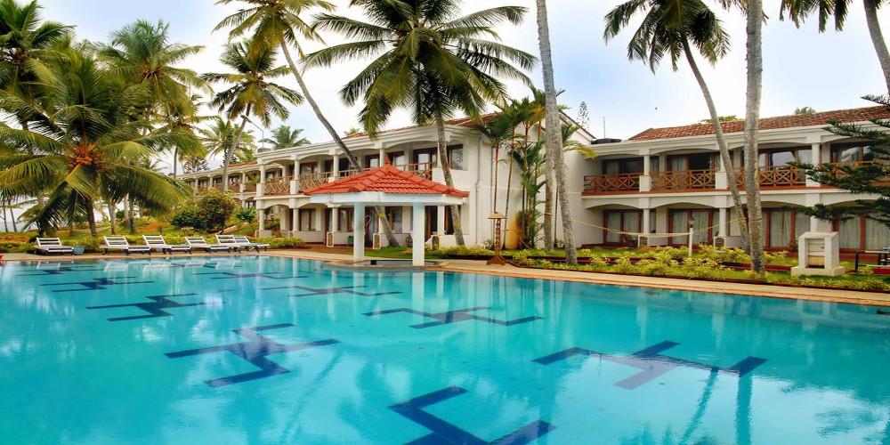 Beach weddings in Kerala: Samudra resort