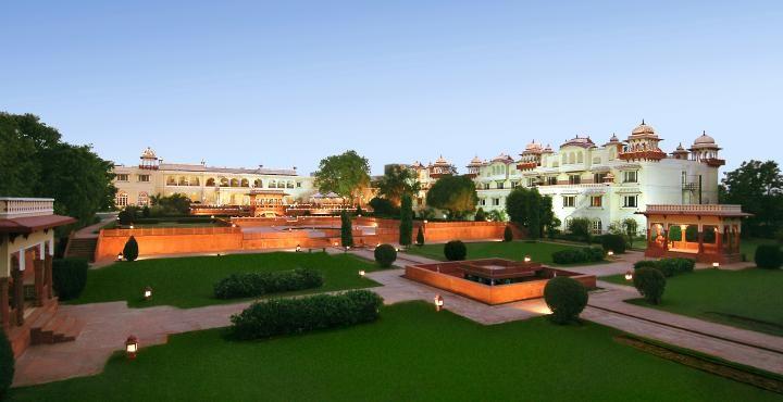 Palace wedding in Jaipur: Taj Jai Mahal Palace