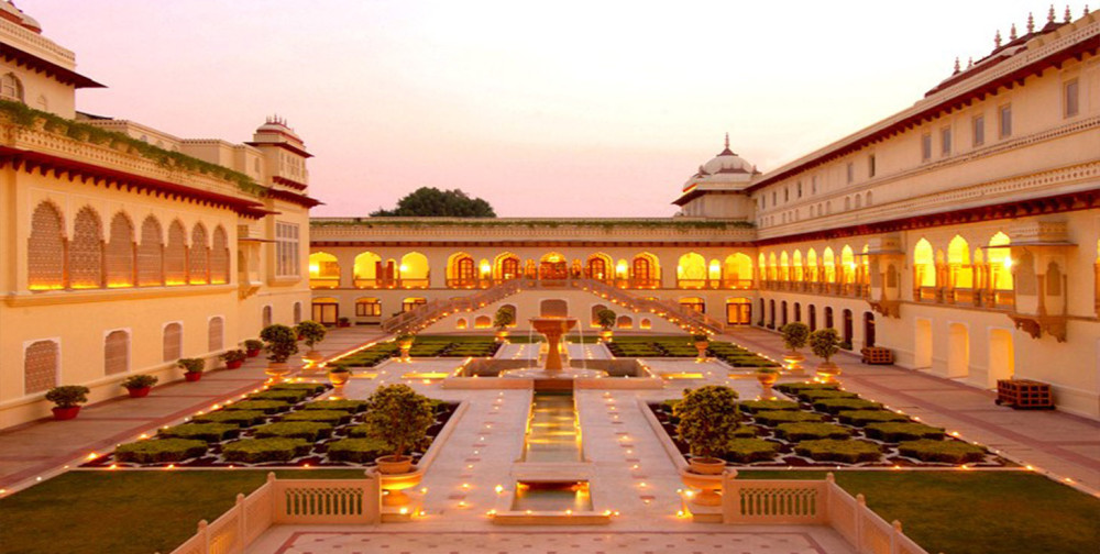 Destination wedding in India - 5* Venues