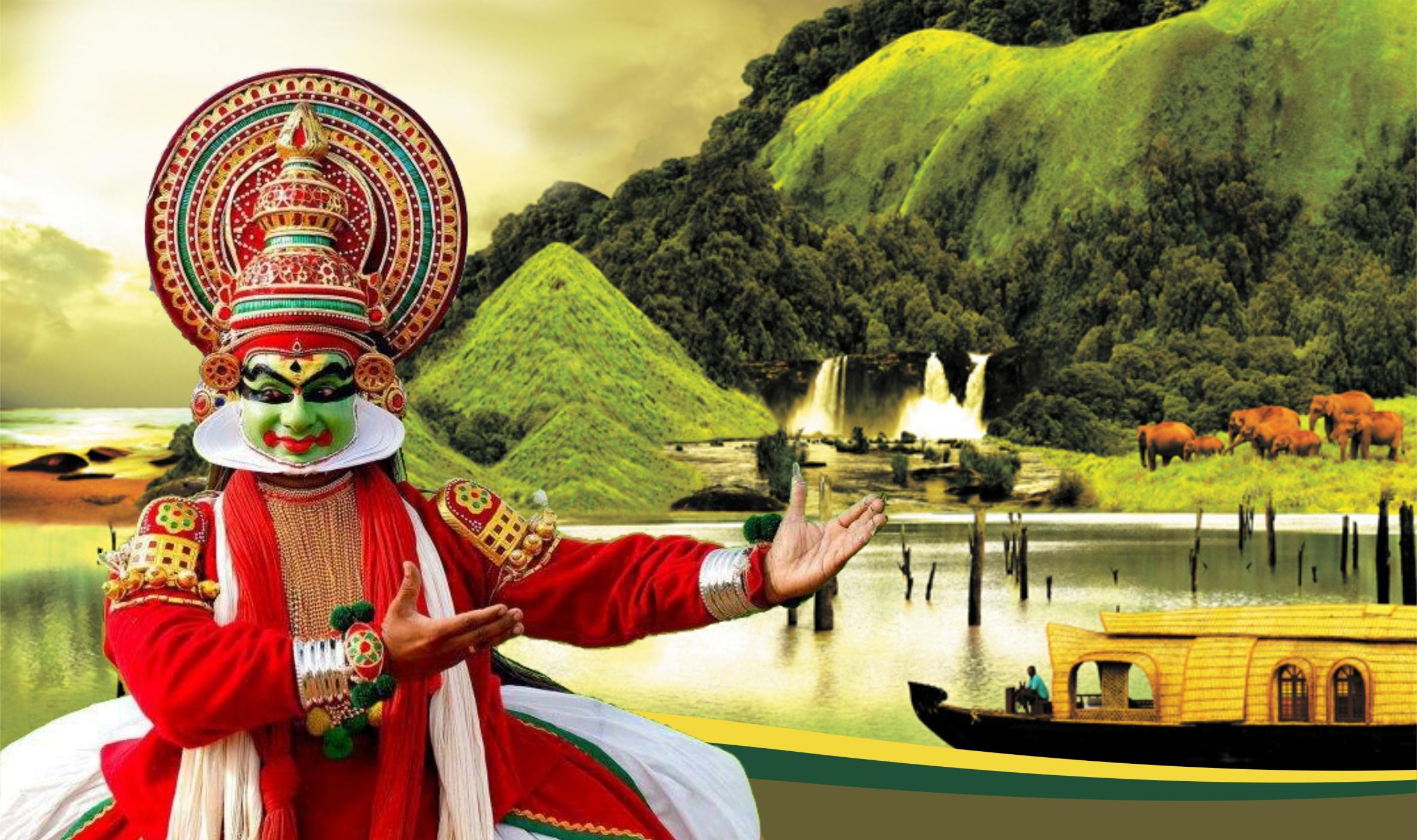 Wedding in Kerala - Destination