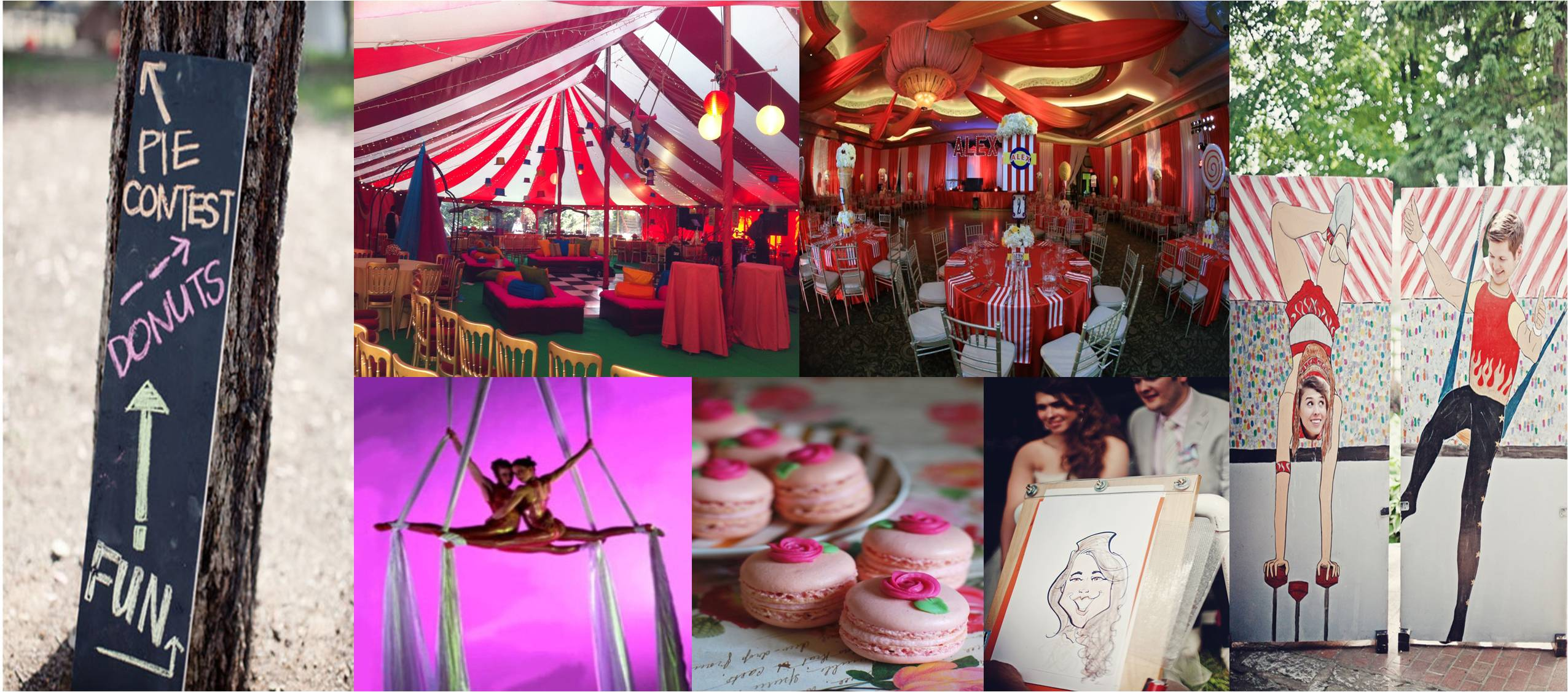 Goa Wedding: Carnival Wedding theme