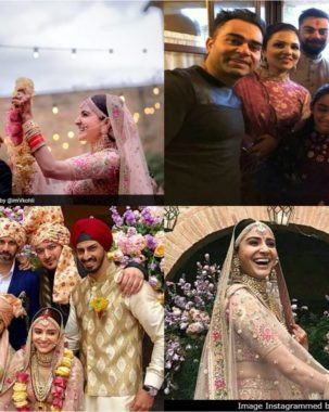 Anushka Sharma-Virat Kohli, Italy Wedding