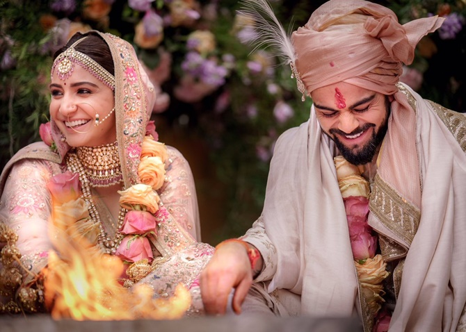 Anushka Sharma-Virat Kohli, Italy Wedding