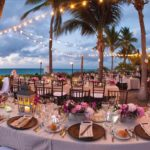 goa beach wedding cost - decor