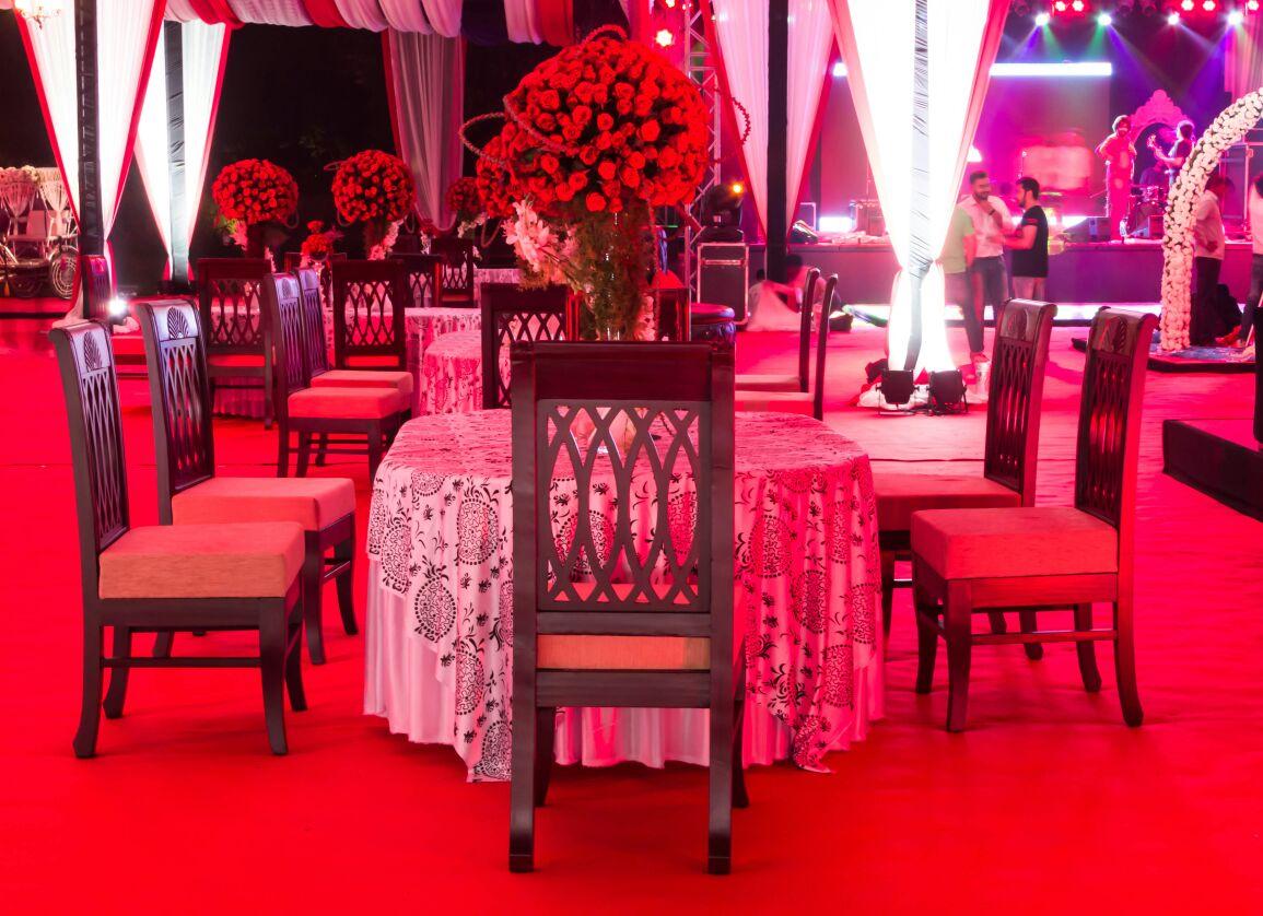 wedding at the westin sohna Delhi NCR