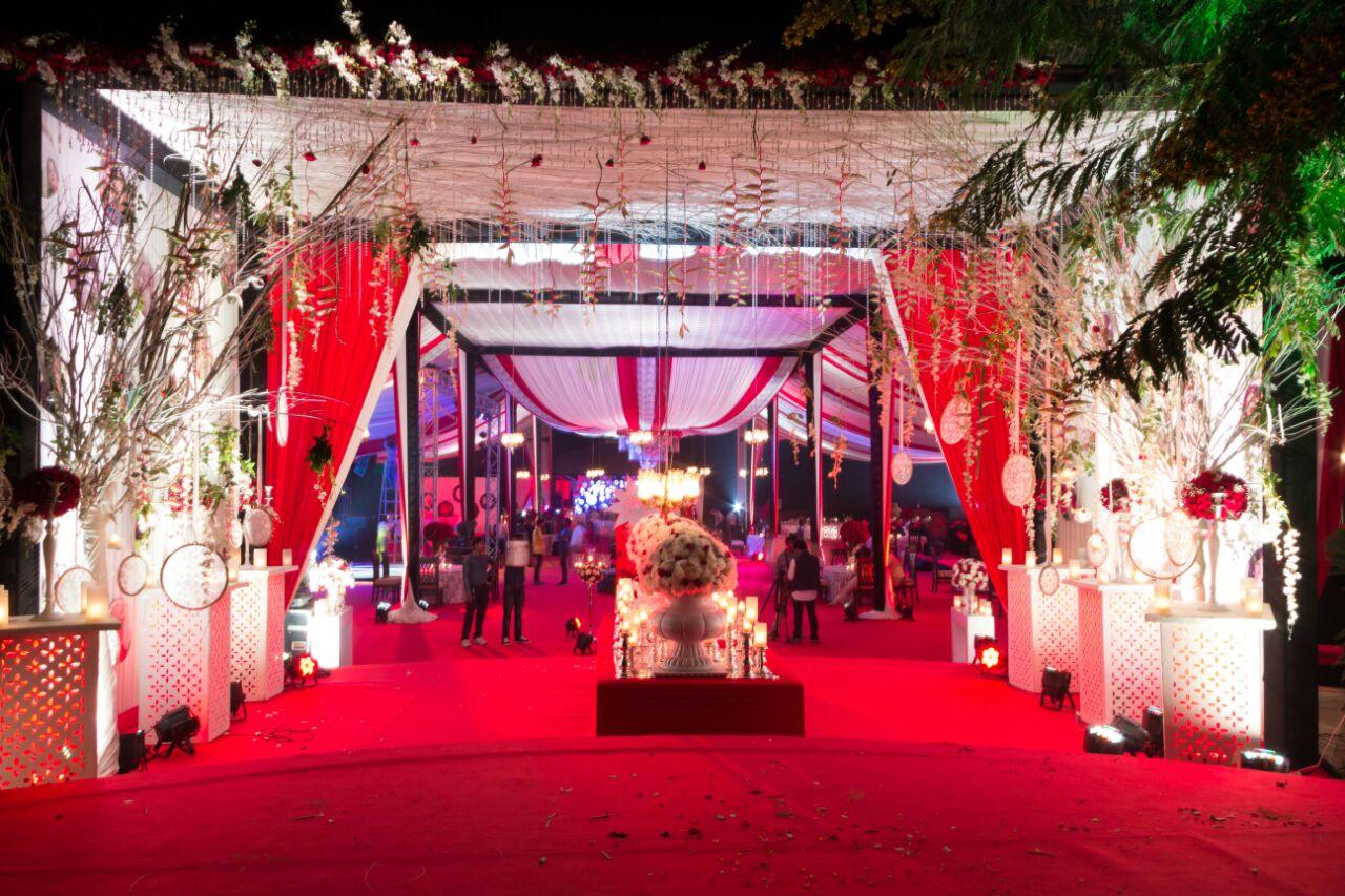 wedding at westin sohna Delhi NCR