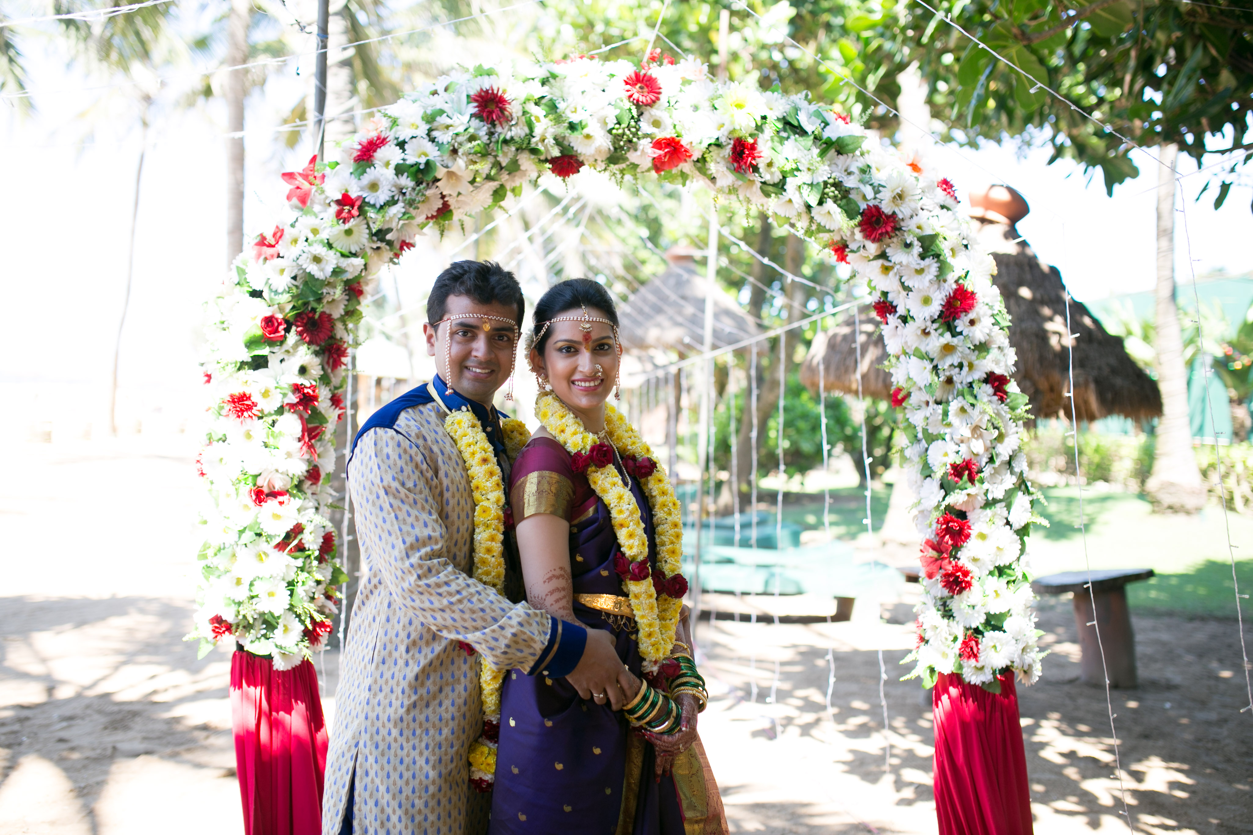 Rujuta and Raunak wedding in Sri Lanka