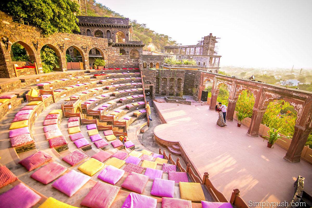Planning an Exotic and Historical Wedding in Neemrana - Diwas
